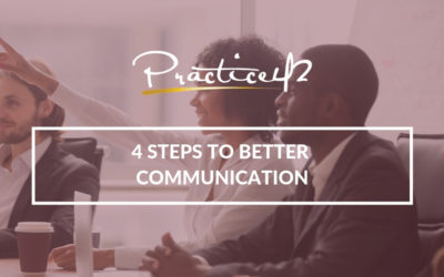 4 Steps to Better Communication